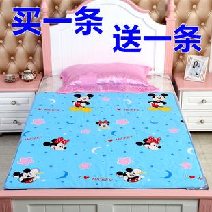婴儿纯棉隔尿垫透气防水可洗超大老人护理月经加厚宝宝防尿新生儿