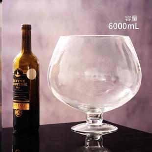 红酒杯大号超大特大高脚特大号巨型杯子创意个性潮流玻璃杯家用