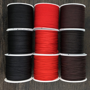 红绳子编织线72号玉线手工手链项链脚链中国结吊坠配件DIY材料包