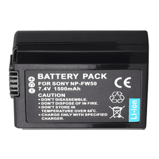 NP-FW50 Battery NPFW50 NP FW50 for Sony Alpha 7 a7 A5000 A51