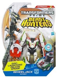 圣诞礼物玩具模型 变形金刚 领袖之证 野兽猎人 千斤顶 TFP D级