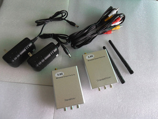 5.8G 大功率1W无线影音收发机视频无线传输无线监控器航拍图传