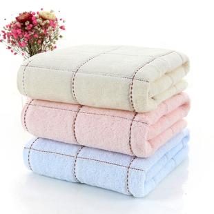 宇康成人加大加厚纯棉不掉毛柔软吸水男女通用情侣家用大号浴巾