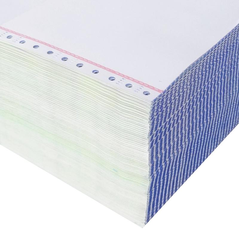 电脑针式打印纸二联二等分三联三等分四联五联六联出库送货单