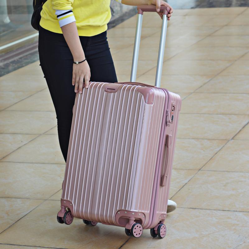 26 寸男女大学生潮可爱韩版小清新箱子 24 拉杆旅行密码行李箱万向轮