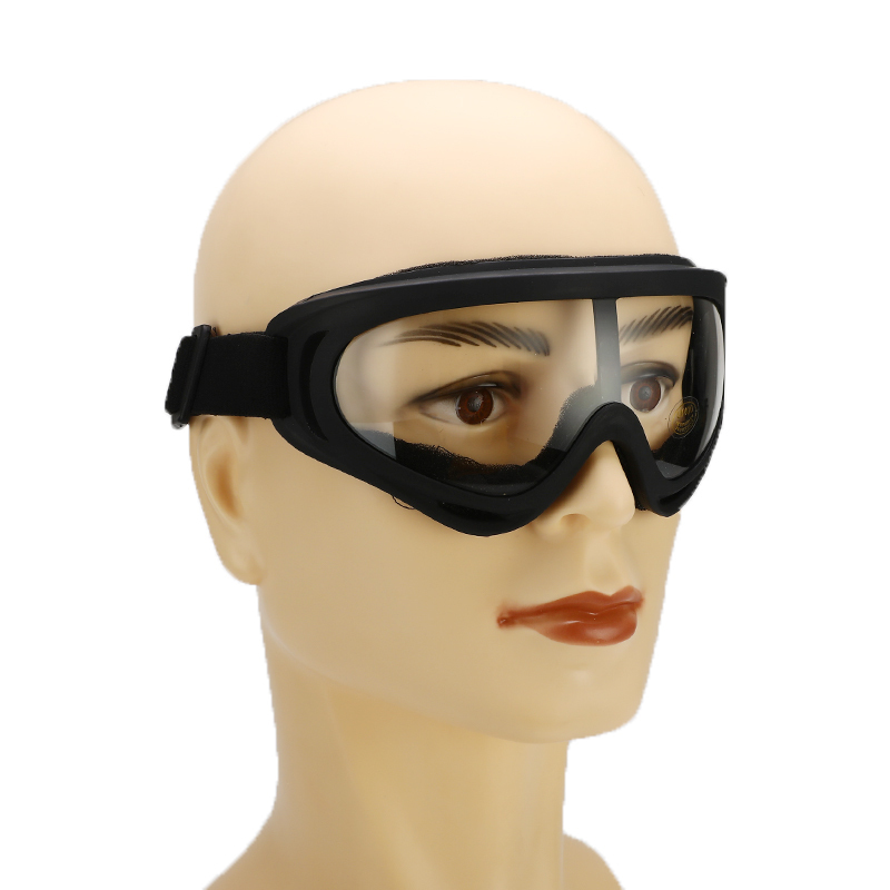 Anti-UV Welding Dust-proof Glasses For Work Protective Safe