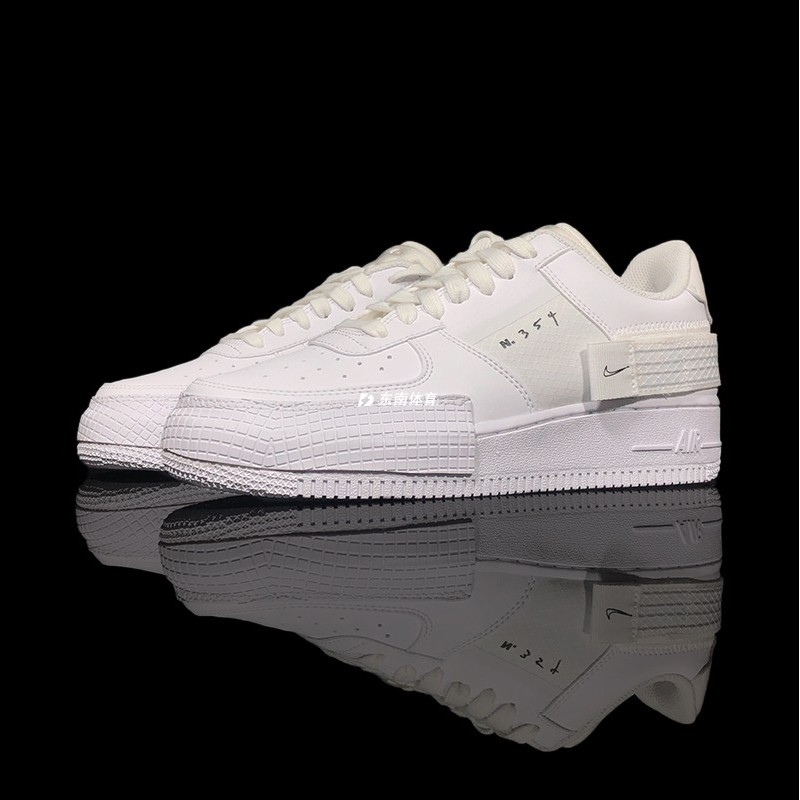 耐克nike air force1 af1男女板鞋