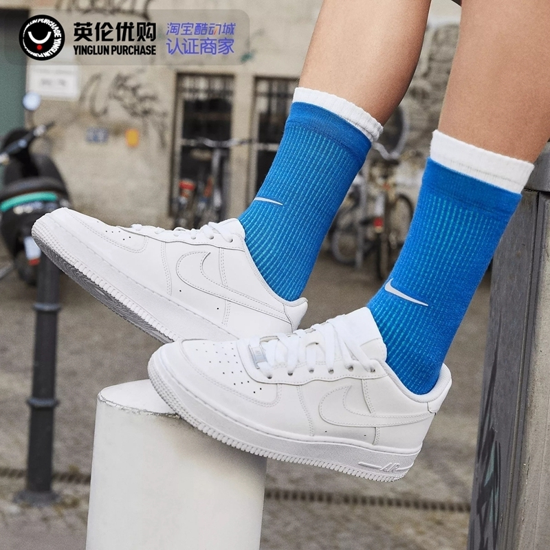 nike air force 1 af1纯白男女板鞋
