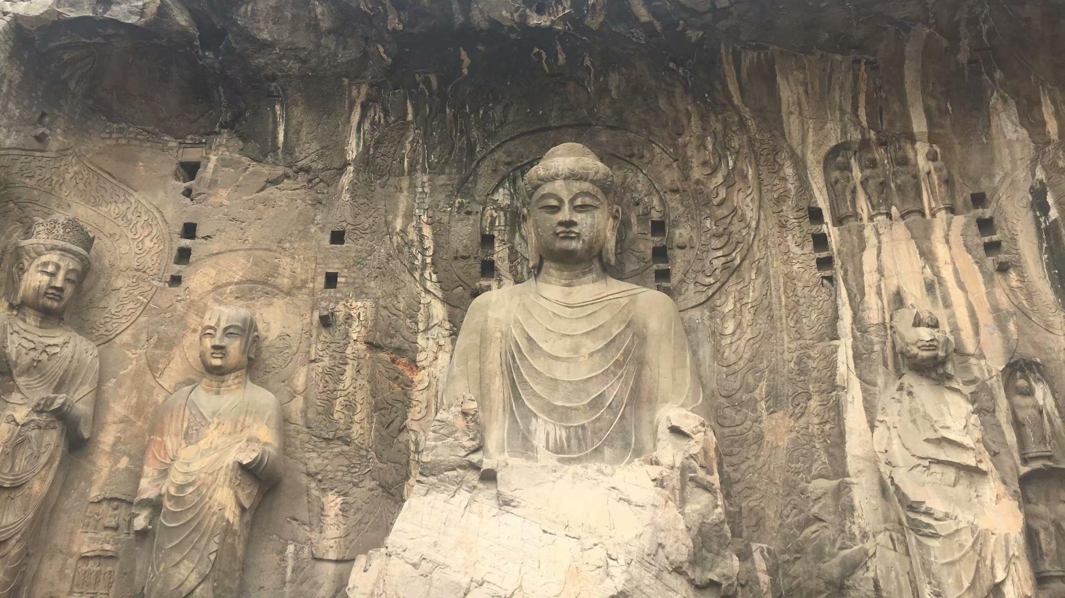 带你游玩中国石刻艺术宝库——龙门石窟
