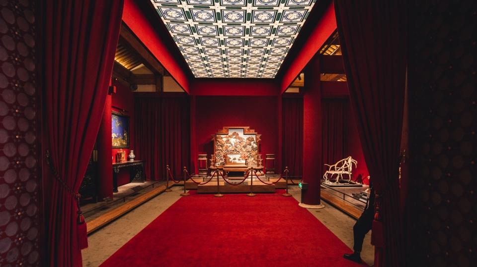 走进故宫家具馆,感受曾经皇室家具的奢华