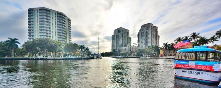 佛罗里达的小众景点,游艇之都—罗德岱堡