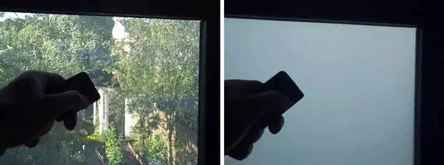 元购黑科技智能玻璃能变透明度还能当幕布