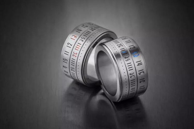 需要充电的戒指黑科技满足你的科