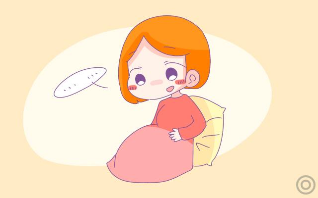 绝色孕期这种睡姿最不舒服却对胎儿最好