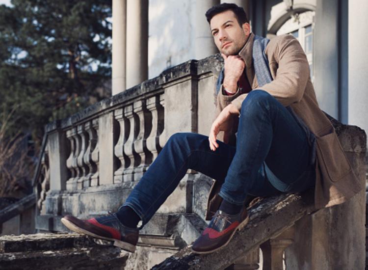魅力皮鞋,品味人生