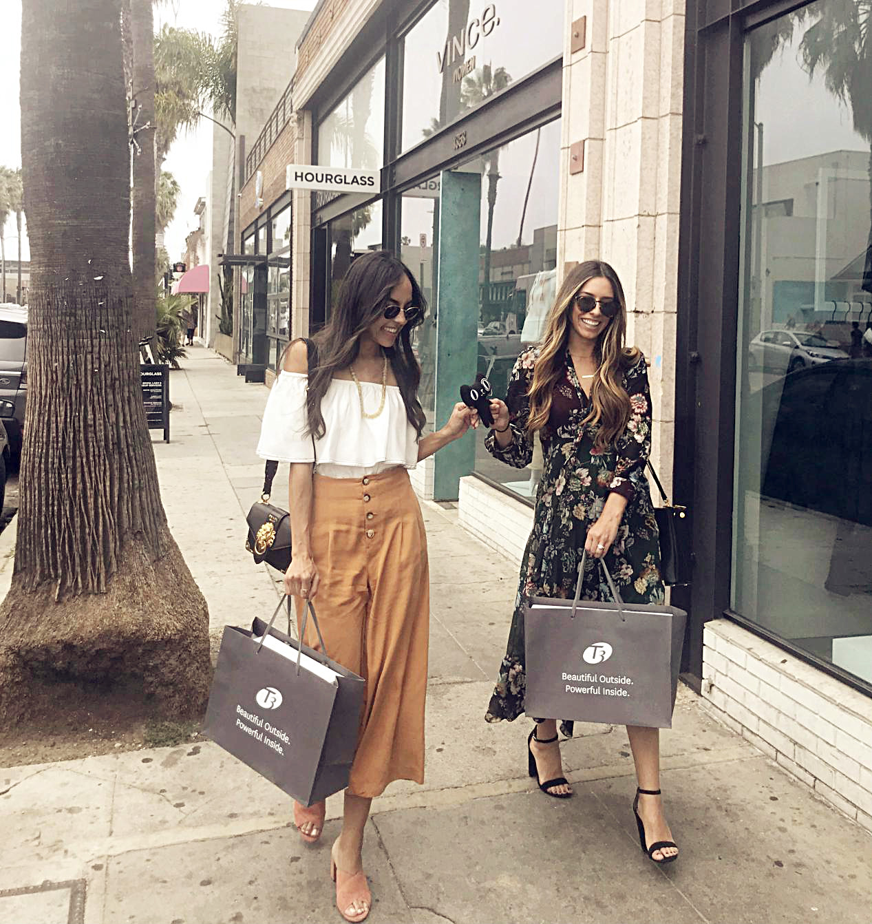 寻梦洛杉矶,好莱坞巨星时尚造型之旅