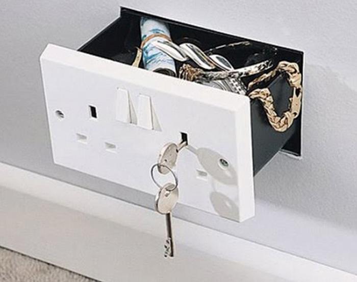 家中藏宝利器——这货居然是款隐形收纳盒!