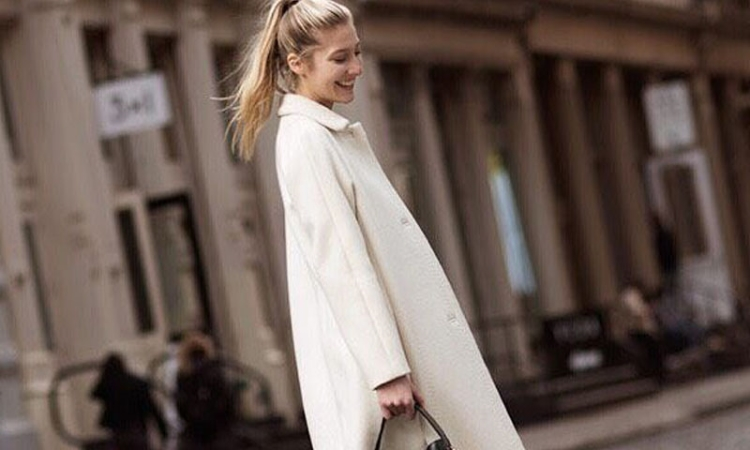 为什么韩剧女主不高,穿上大衣却很好看?