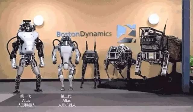 细思恐极的机器人,它竟然学会了后空翻!