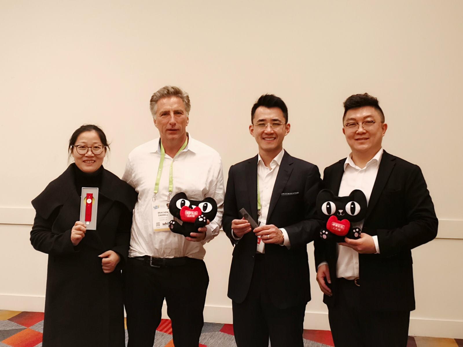 CES2018大展科技新品扎堆天猫首发