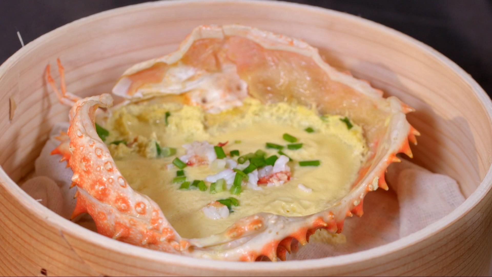 帝王蟹三吃: 给正在减肥的你最好的慰藉