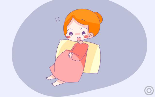 个性时尚孕期这种睡姿最不舒服却对胎儿最好