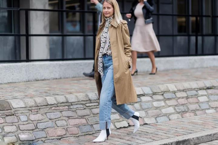 小白鞋OUT,小白靴将成为时尚新宠
