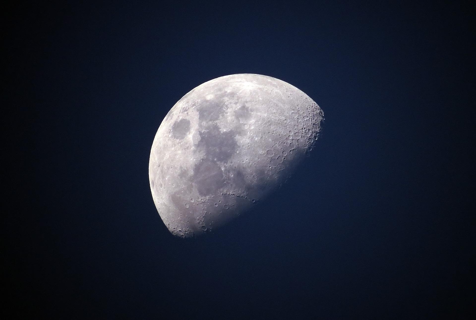 月食来了,你还记得月亮上的嫦娥么?