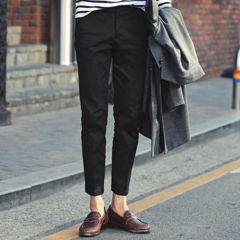 穿对裤子,秒变大长腿