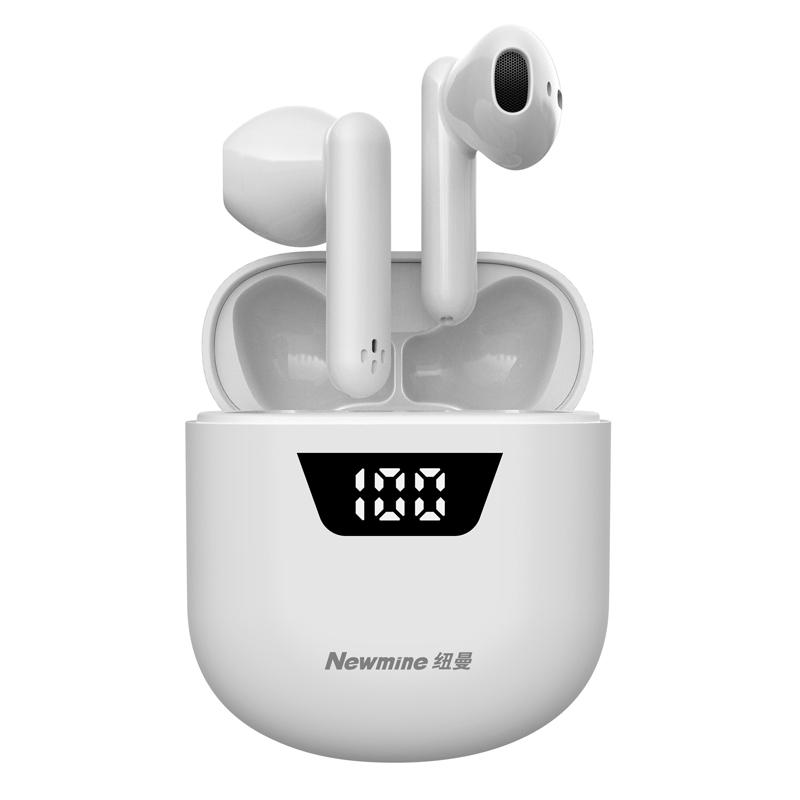 纽曼无线双耳苹果华为小米耳塞用后反馈