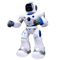 盈佳智能遥控机器人语音对话高科技编程跳舞电动儿童益智玩具男孩