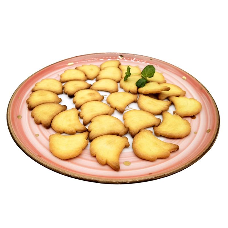 吉食屋芝士咸味饼干香蕉芝士饼干零食散装多口味网红小饼干整箱