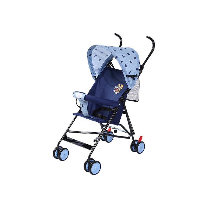孩子王贝特倍护婴儿推车轻便折叠可坐轻便伞车