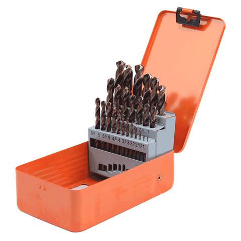 麻花钻钻头打孔钢铁超硬合金不锈钢转套装手电钻直柄大全专用木工