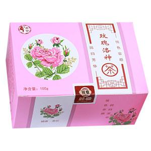 玫瑰花茶枸杞组合包洛神花茶