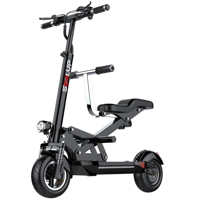 希洛普亲子车代步车小型电动车