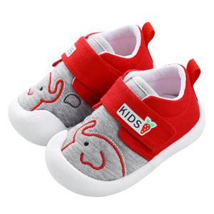学步鞋春秋季婴儿软底3男宝宝鞋子