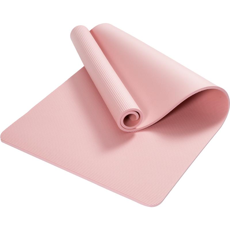 中欧瑜伽垫初学者防滑女加厚加宽加长健身男瑜珈舞蹈垫子地垫家用