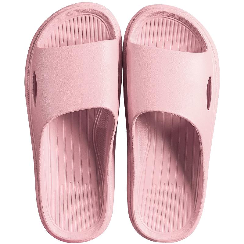 10双装家用拖鞋女夏天室内居家居待客用防滑酒店四季凉拖鞋男夏季