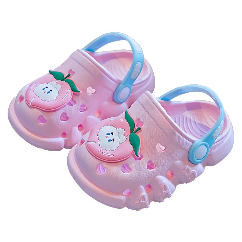 宝宝女夏可爱小公主婴幼儿凉拖鞋好用吗