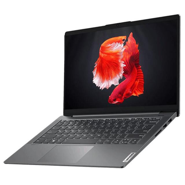 Lenovo/联想小新Air14 2021 锐龙R5六核游戏本笔记本电脑指纹解锁学生办公高清手提轻薄便携14英寸网课电脑
