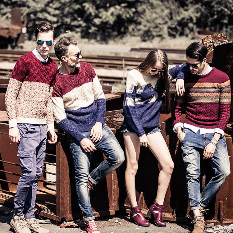 潮男绅士都爱的只有这些毛衣