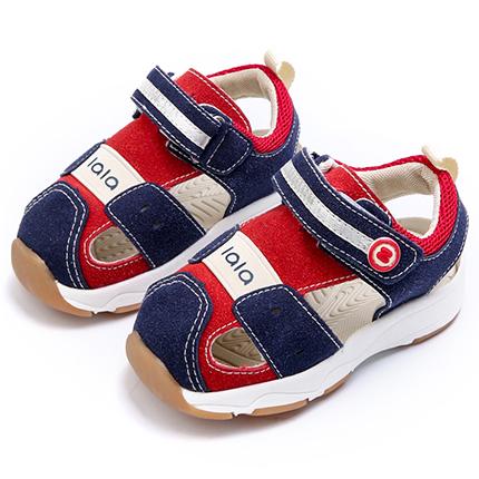 【试用评测】1-4岁儿童机能凉鞋宝宝沙滩鞋