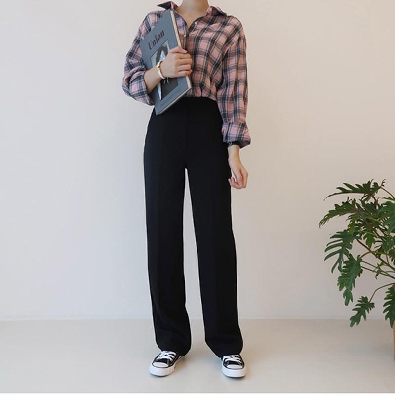 别买阔腿裤,最火的是这4种显瘦还百搭