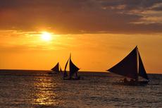 全国直飞菲律宾长滩岛旅游5天4晚自由行机票酒店接送机 一价全包