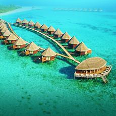 全国出发 马尔代夫旅游安嘎嘎萨芙莉双岛游一价全包蜜月旅行代理