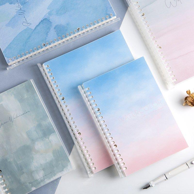 日记本六一儿童节小礼品创意笔记本子女学生用A5B5活页本手账本