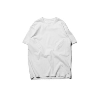 Unawares 15SS FUNCTIONAL POCKET TEE/WHITE