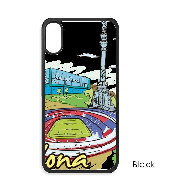 巴塞罗那哥伦布彩画适配于apple苹果iPhone7811Plus手机壳XRmaxs