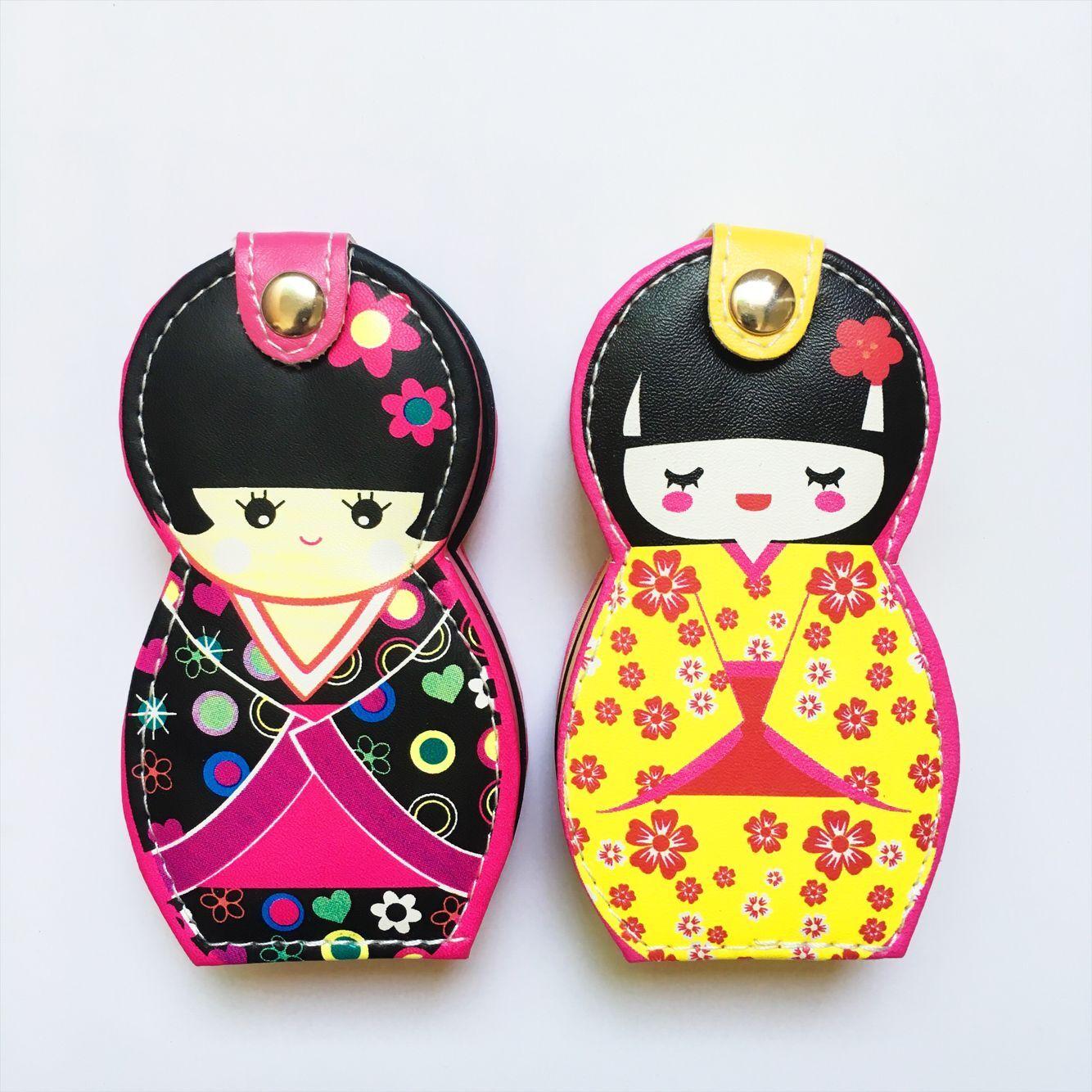 指甲刀套装可爱卡通韩版指甲钳创意指甲剪男女修甲工具掏耳勺套装